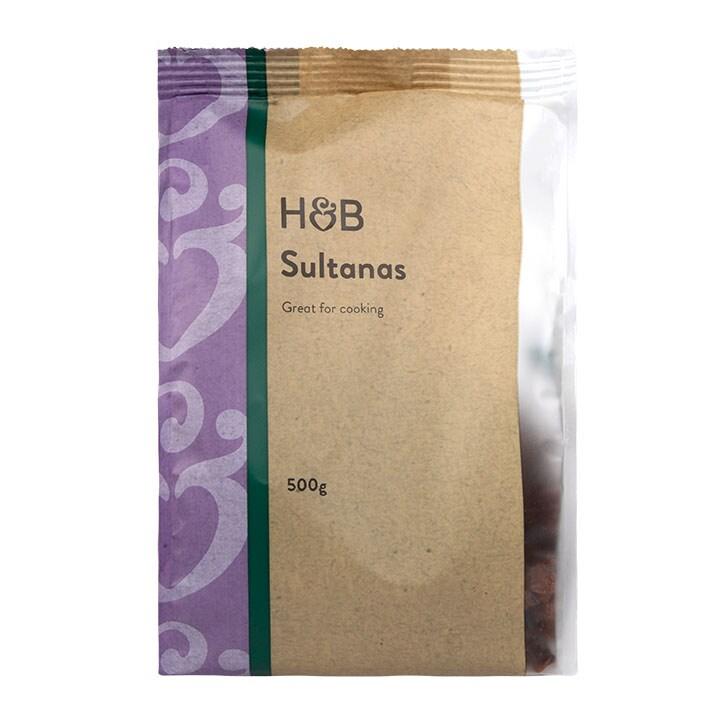 Holland & Barrett Sultanas 500g