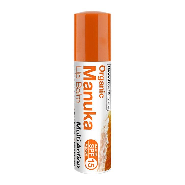 Dr Organic Manuka Honey Lip Balm 5.7ml