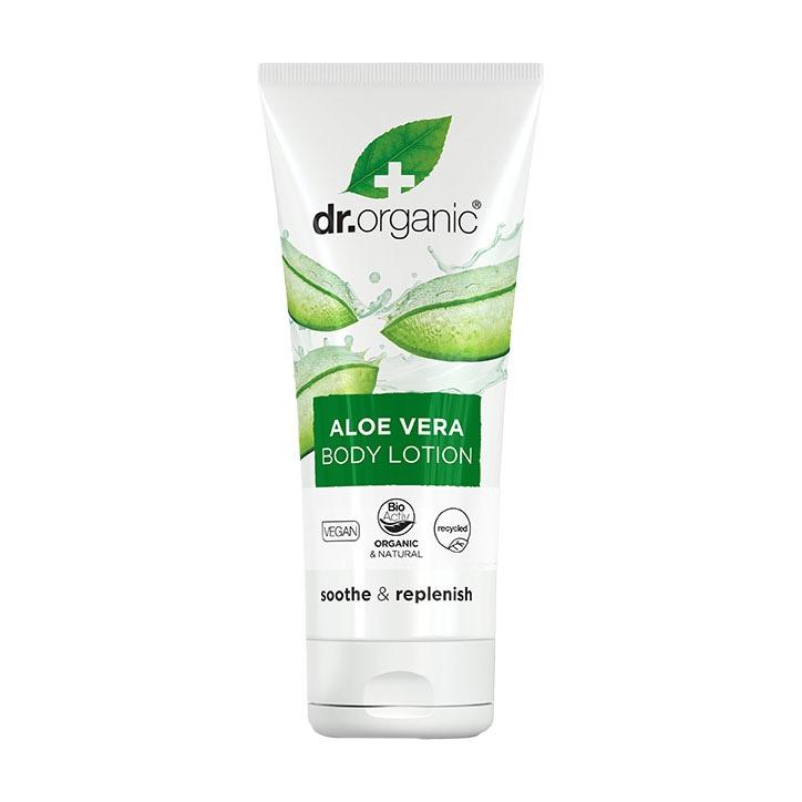 Dr Organic Aloe Vera Skin Lotion 200ml