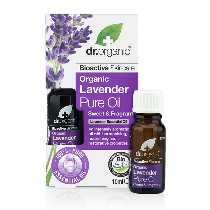 Dr Organic Lavender Pure Oil 10ml