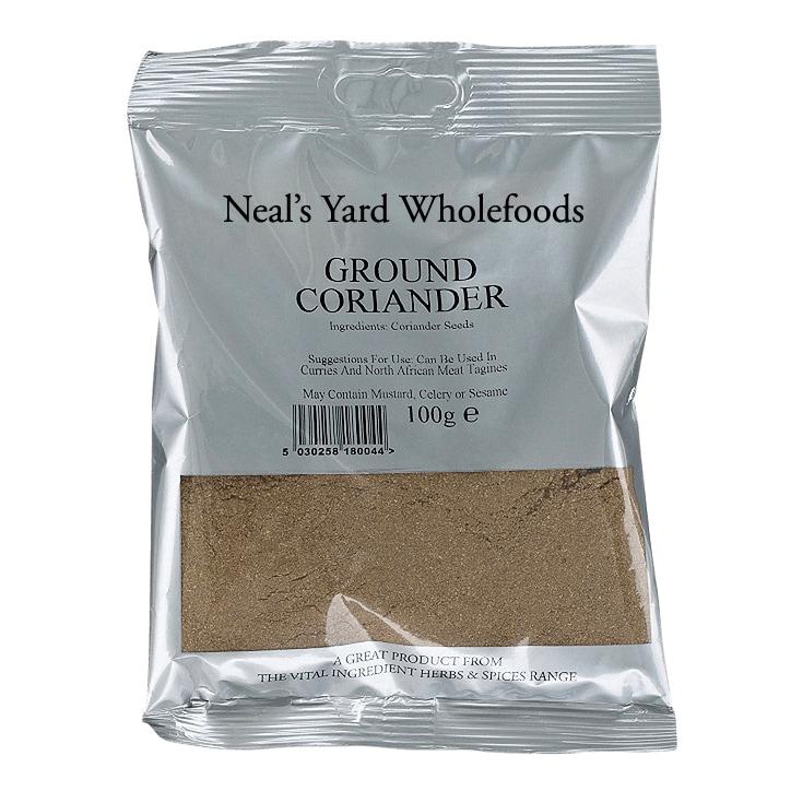 The Vital Ingredient Ground Coriander 100g