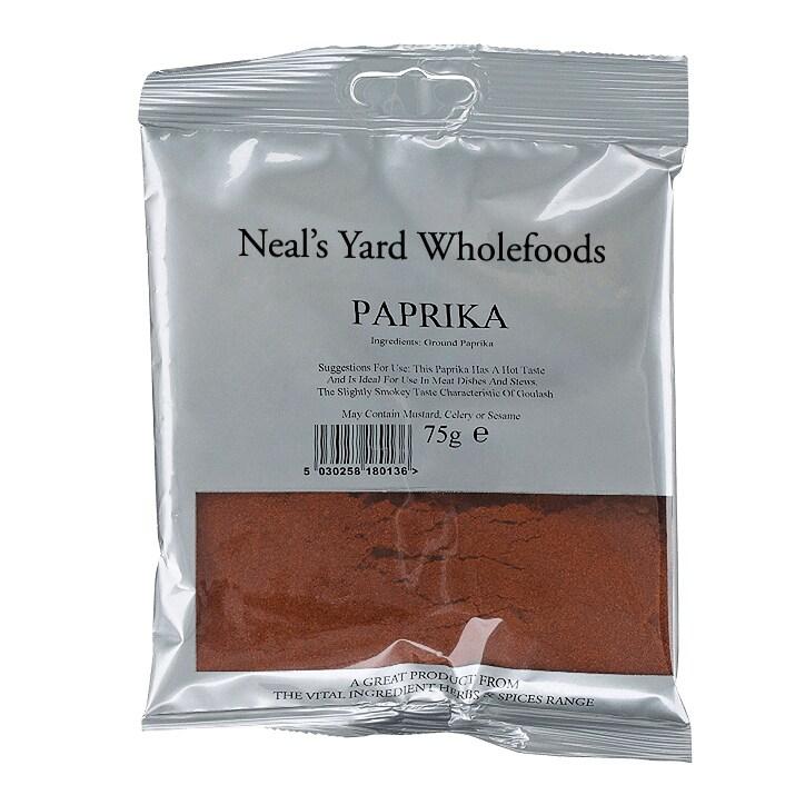 The Vital Ingredient Paprika 75g