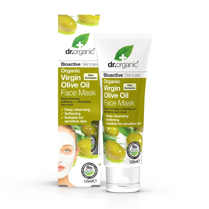 Dr Organic Virgin Olive Oil Face Mask 125ml