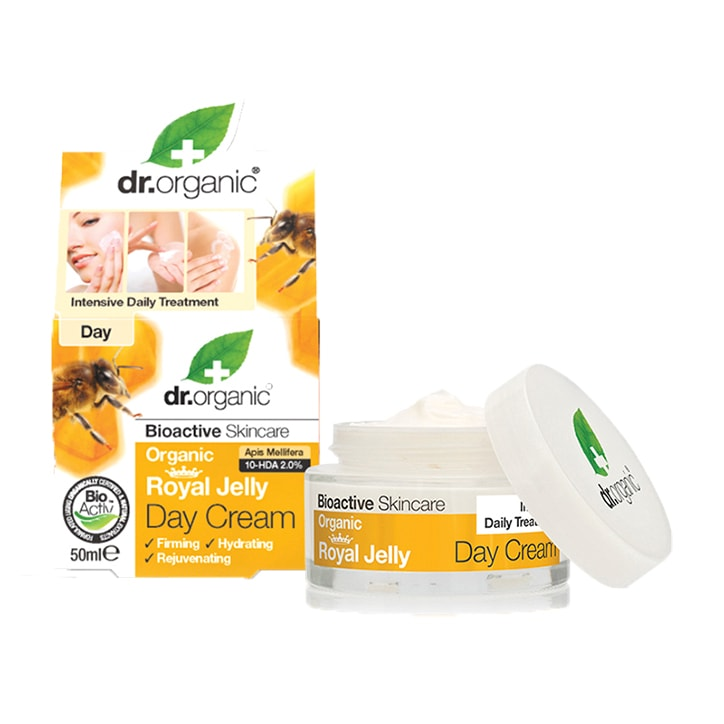 Dr Organic Royal Jelly Day Cream 50ml