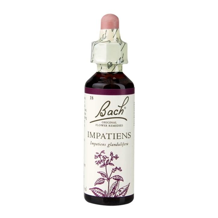 Bach Original Flower Remedies Impatiens 20ml