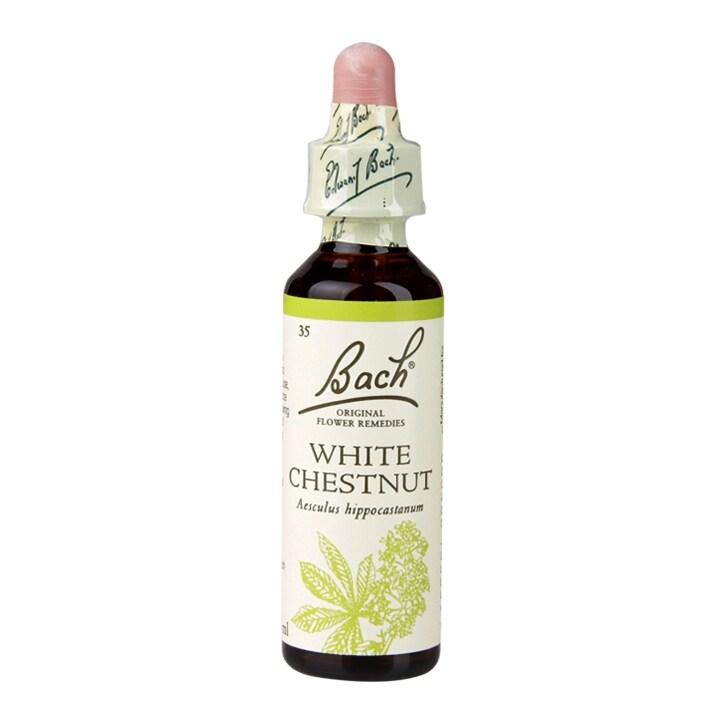 Bach Original Flower Remedies White Chestnut 20ml