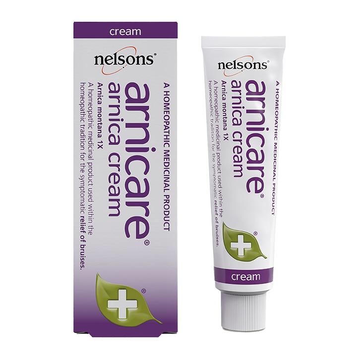 Nelsons Arnica Cream for Bruises 30g