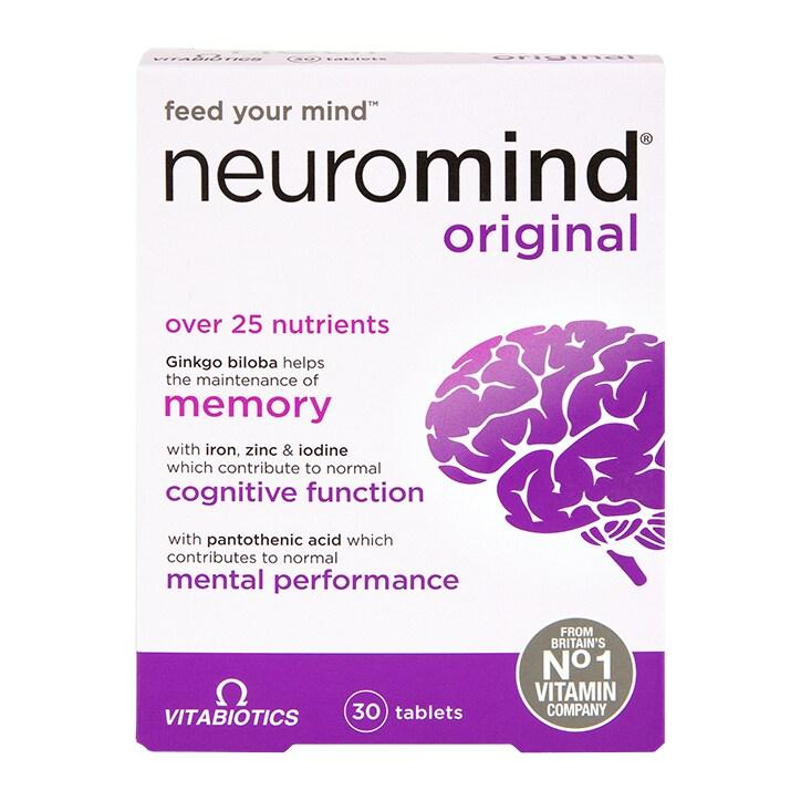 Vitabiotics Neurozan 30 Tablets