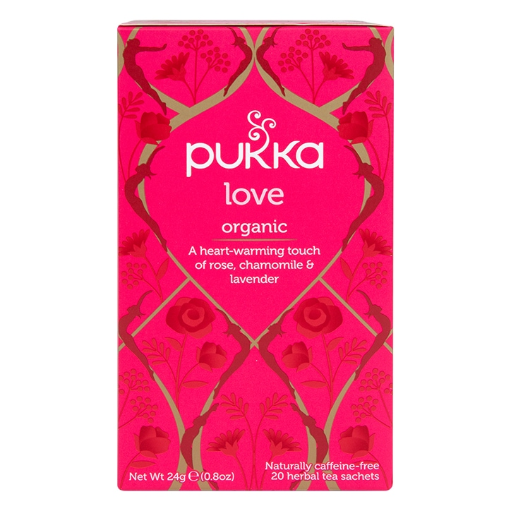 Pukka Love Tea 20 Tea Bags