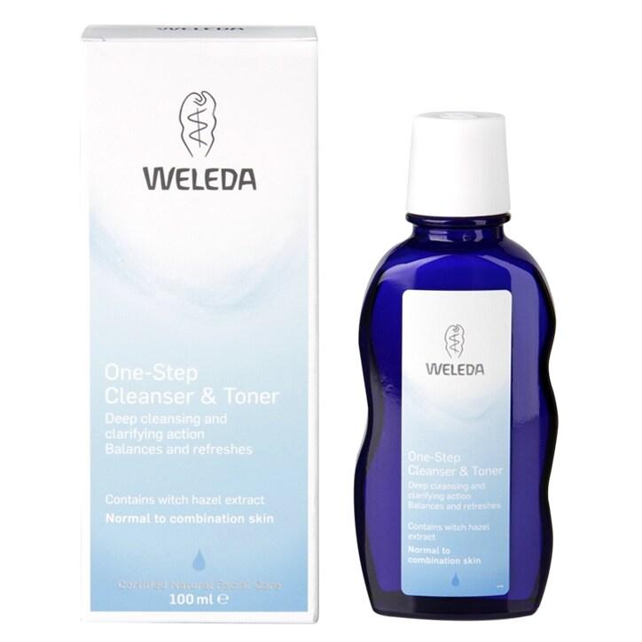 Weleda One Step Cleanser & Toner 100ml