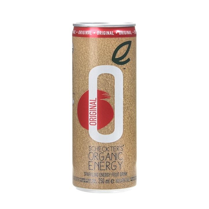 Scheckters Organic Energy 250ml