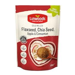 Linwoods Milled Flax, Chia Seed, Apple & Cinnamon 200g