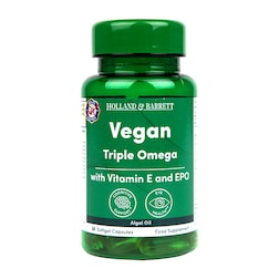 Holland & Barrett Vegan Algal Oil Omega 3-6-9 30 Capsules