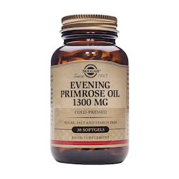 Solgar Evening Primrose Oil 1300mg 30 Softgels