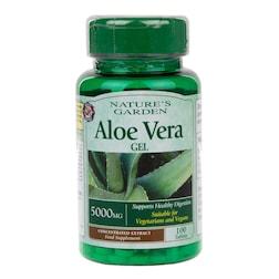 Good n Natural Aloe Vera Gel 100 Tablets 5000mg