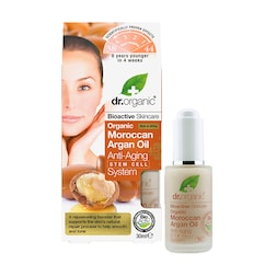 Dr Organic Moroccan Argan Oil Anti-Aging Stem Cell System