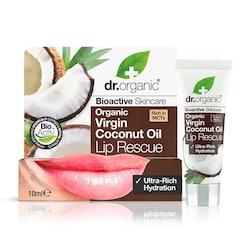 Dr Organic Virgin Coconut Oil Lip Serum 10ml