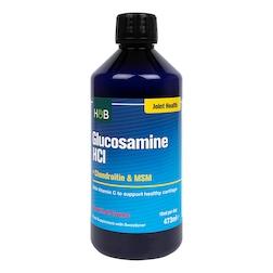 Holland & Barrett Glucosamine Chondroitin & MSM Complex Liquid 473ml
