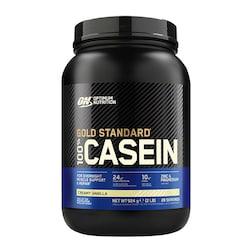Optimum Nutrition Gold Standard 100% Casein Powder Vanilla 908g