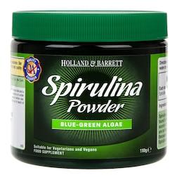 Holland & Barrett Spirulina Powder 7000mg 110g
