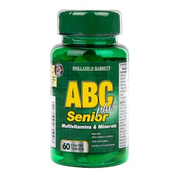 Holland & Barrett ABC Plus Senior 60 Caplets