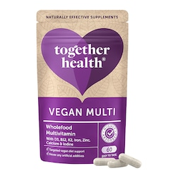 Together Health WholeVits B12 Multi 30 Capsules