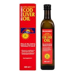 Holland & Barrett Cod Liver Oil Liquid 500ml