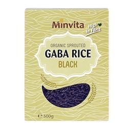 Minvita Gaba Black Rice 500g