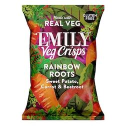 Emily Veg Crisps Rainbow Roots 23g