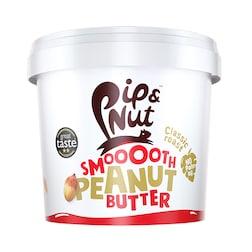 Pip & Nut Peanut Butter 1kg