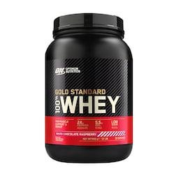 Optimum Nutrition Gold Standard 100% Whey Powder White Chocolate & Raspberry 899g
