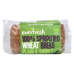 Everfresh Sprouted Wheat Bread 400g