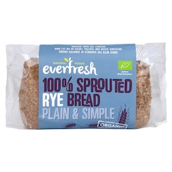 Everfresh Sprouted Rye Bread 400g