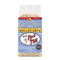 Bobs Red Mill Gluten Free Rolled Oats 400g