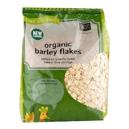 Holland & Barrett Organic Barley Flakes 450g