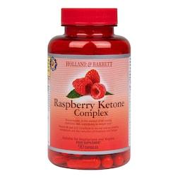 Holland & Barrett Raspberry Ketone Complex 90 Capsules