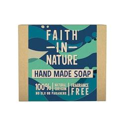 Faith in Nature Unfragranced Seaweed Soap 100g