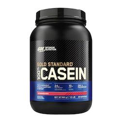 Optimum Nutrition Gold Standard 100% Casein Powder Strawberry 896g