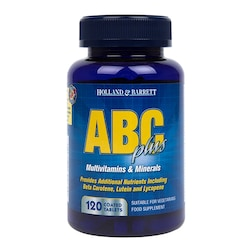 Holland & Barrett ABC Plus 120 Tablets