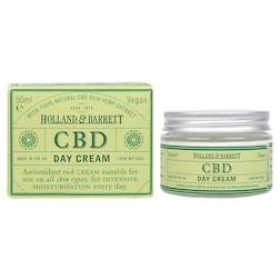 Holland & Barrett CBD Day Cream 50ml