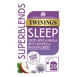 Twinings Superblends Sleep 20 Tea Bags