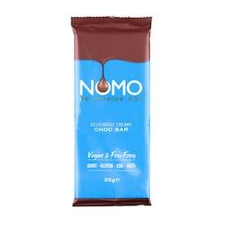 NOMO Vegan Creamy Choc Bar 85g