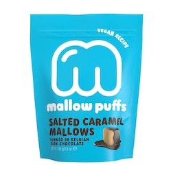 Mallow Puffs Salted Caramel & Dark Choc Mallows 100g