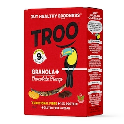 Holland & Barrett Troo Granola Chocolate with Orange 350g