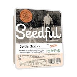 Seedful Organic Gluten Free Loaf 350g