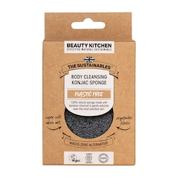 Beauty Kitchen The Sustainables Body Cleansing Konjac Sponge 9g