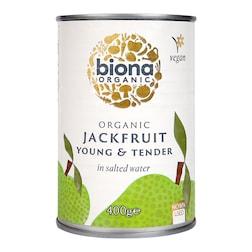 Biona Jackfruit Young Tender Pieces 400g