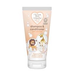 Mumma Love Organics Kids Shampoo & Conditioner 200ml