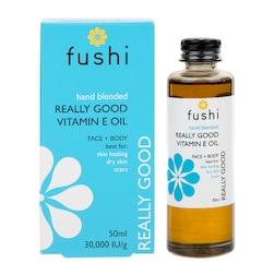 Fushi Really Good Vitamin E Skin Oil 50ml