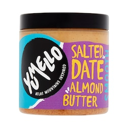 Yumello Smooth Salted Date Almond Butter 230g